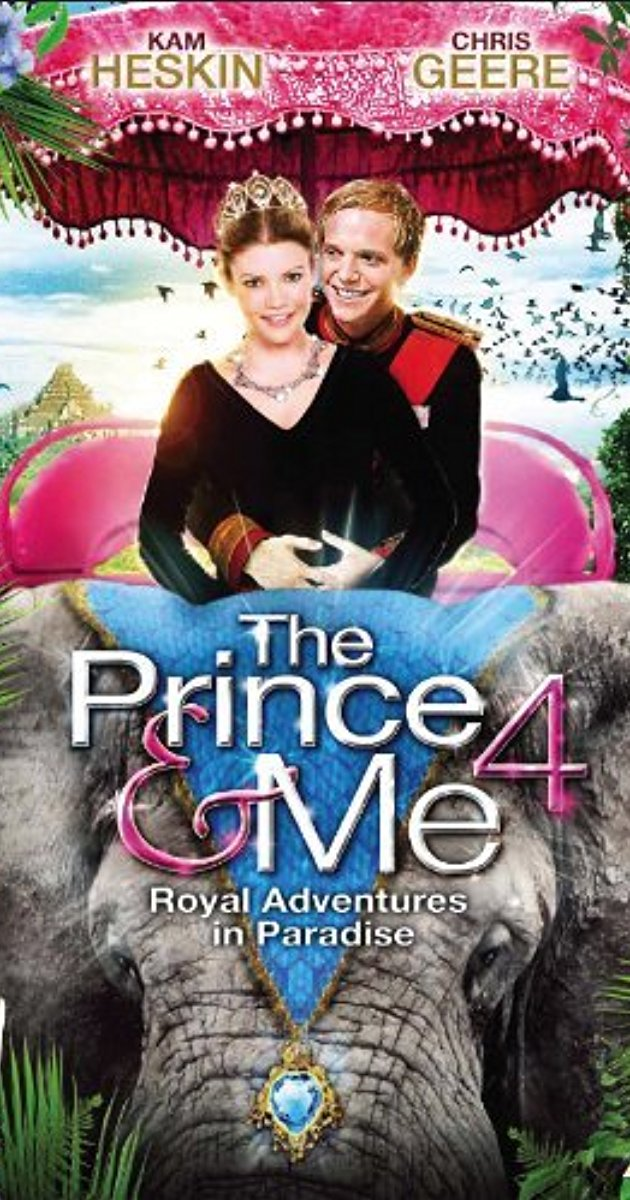 """Did you know there were four movies in """"The Prince and Me"""